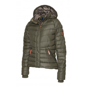 Noble padded Jacket Mountain Horse