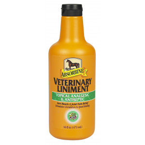 Absorbine Liquid Embrocation Liniment 473 ml