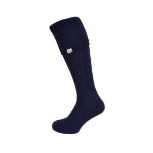 Alpaca Wool Socks Dubarry navy