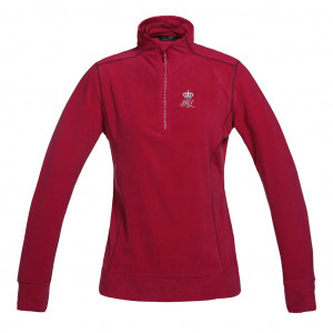 Latticia Ladies Fleece Jumper - Kingsland