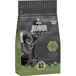 Hundfoder Adult Maintenance MINI 3,25 kg ROBUR BOZITA