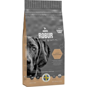 Hundfoder Adult Maintenance 13 kg ROBUR BOZITA