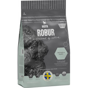 Hundfoder Mother & Puppy 1,25 kg ROBUR BOZITA