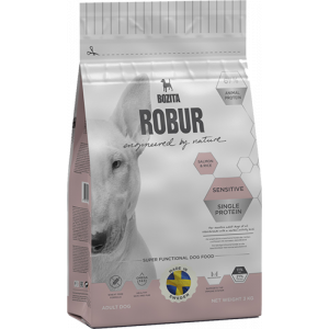 Sensible Single Protein Salmon&Rice 12,5 kg ROBUR BOZITA