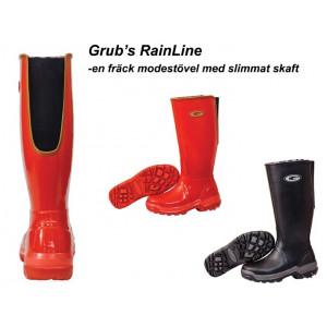 Grubs Rainline regnstövel