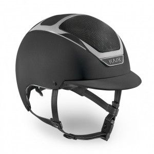 KASK DOGMA CHROME LIGHT BLACK-SILVER