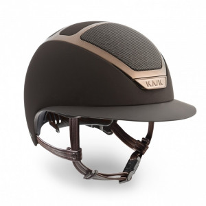 KASK Star Lady Ridhjälm BROWN