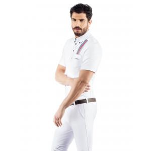 Animo AMBROS tävlingsskjorta piké Herr SS17