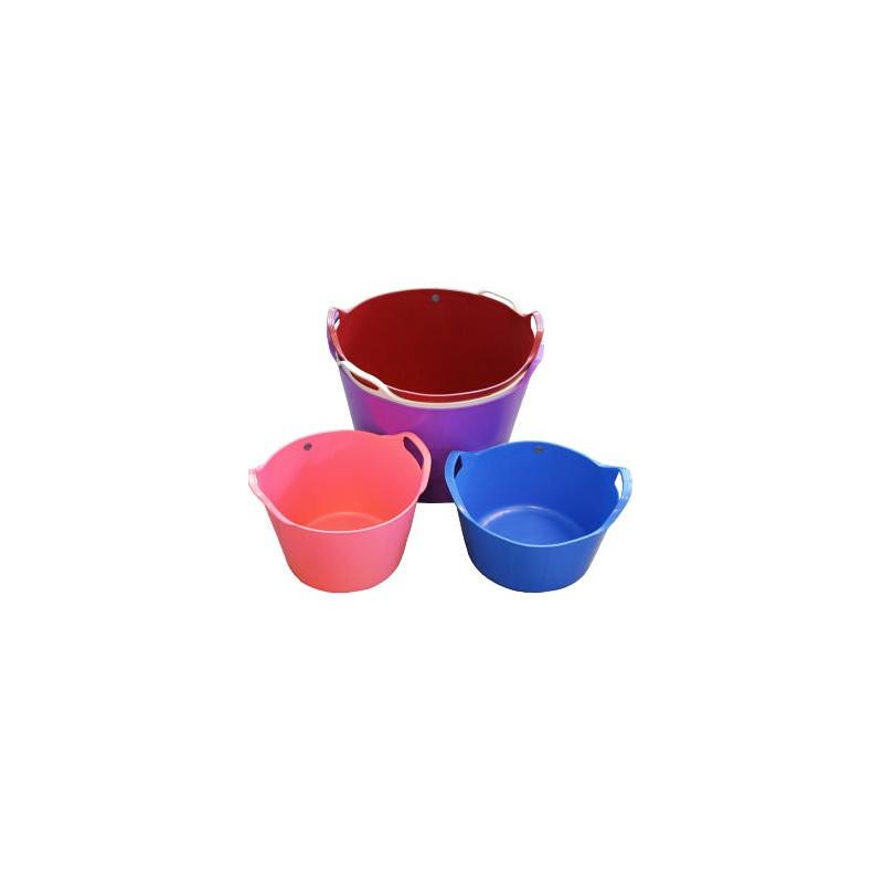 Hink 15 l KBF99 Flexibel Mixade färger