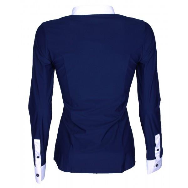 Vestrum NANCY tävlingsskjorta lång ärm