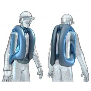 Kefly Helite Softshelljacka  barn+airbag komplett