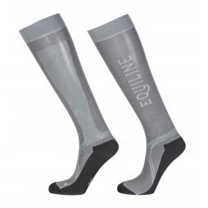 Equiline Port ridstrumpa JR Grey