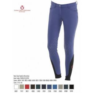 CT barnridbyxa Supergrip Technical ROYALBLUE Cavalleria Toscana