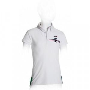 Equiline Julius tävlingsskjorta pojk