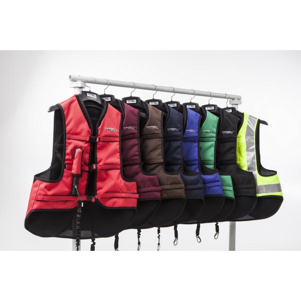 Helite Air Jacket säkerhetsväst barn