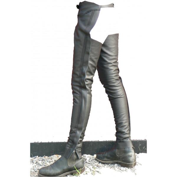 Hela Chaps i läder TIB-horse
