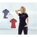 Shallotte Ladies Cotton Pique Shirt Kingsland