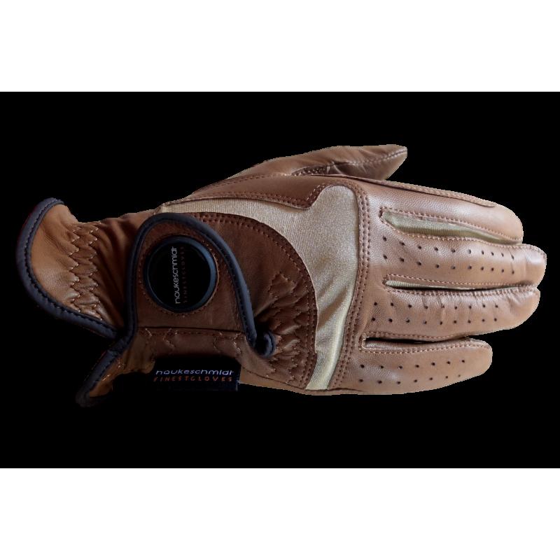 Haukeschmidt Arabella läderridhandske