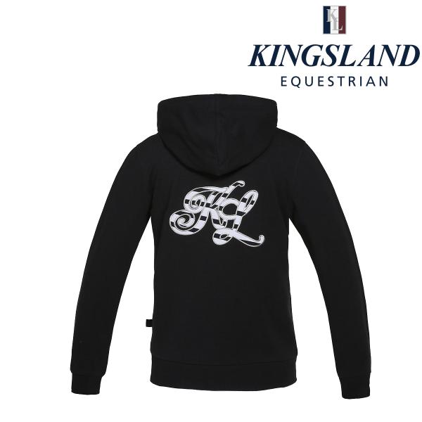 Carolina ladies sweatjacket hoodietröja Kingsland