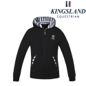 Carolina ladies sweatjacket hoodietröja Kingsland