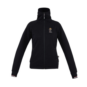 Strai ladies sweatjacket hoodie Kingsland