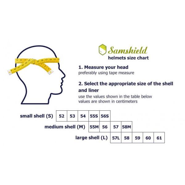 Samshield Liner Shadowmatt