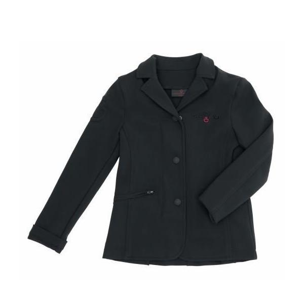 Girl Riding Zip Jacket Cavalleria Toscana