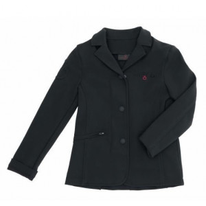 Girl Riding Zip Jacket Cavalleria Toscana