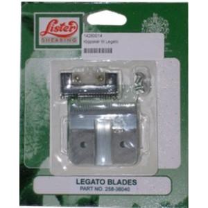 Klippmaskinskär till Legato - Lister