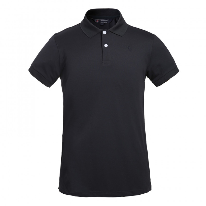 Classic Mens Polo T-shirt Technical Polo