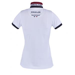 Ursa Ladies Technical Pique Polo Shirt