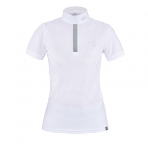 Lyra Ladies Short Sleeve Show Shirt