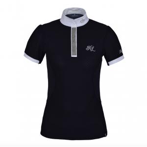 Lyra Ladies Short Sleeve Show Shirt